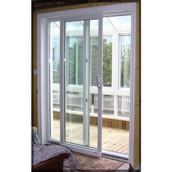 White Fenesta UPVC Windows