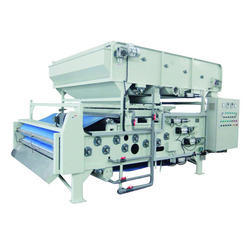 Belt Type Filter Press