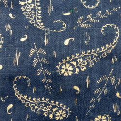 Discharge Print Fabric