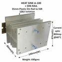 200 AMP Analog Phase Angle Control SSR