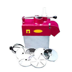 Standing Vegetable Cutting Machine with 6 blade's