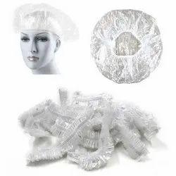 Transparent Disposable Shower Caps