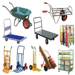 Trollies,Hand Trucks & Carts