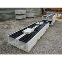 Jr U Shape Precast Trenches