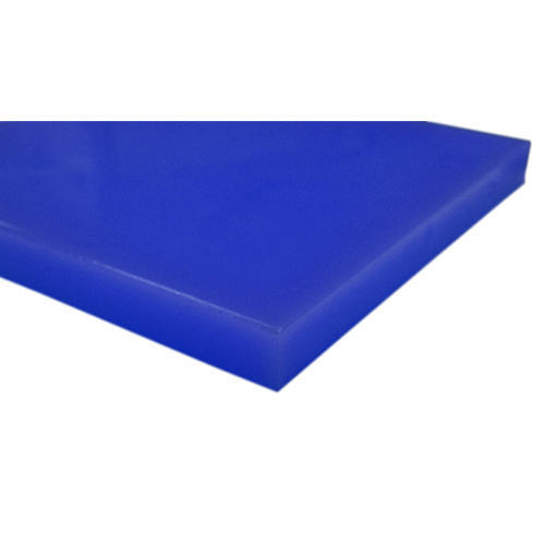 Blue Insulator Polyurethane Sheet, Thickness: 10 mm, Packaging Type: Roll