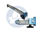 Metallic Bow Roller