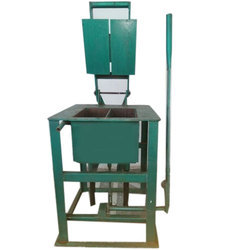 Semi-Automatic Hydraulic Fly Ash Brick Machine, Capacity: 500-1000 piece per hour