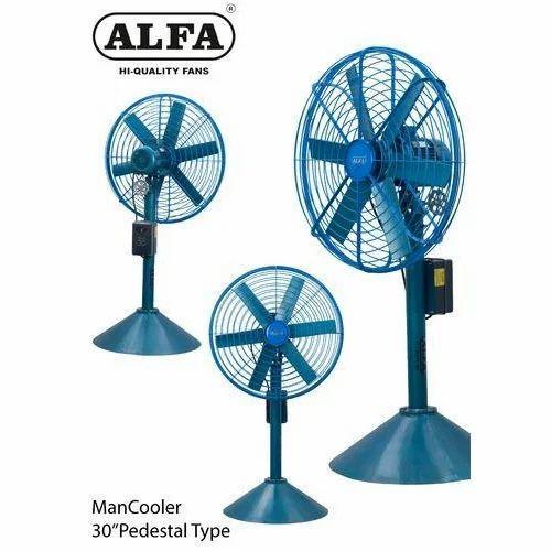 30 Inch Man Cooler Pedestal Fan