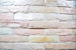 L Pink Butching Natural Wall Cladding Stone