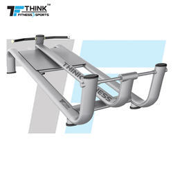 T-Incline Bar Row Gym Machine
