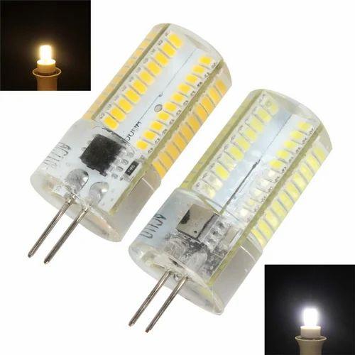 G4 Led Bulb >> Cool Daylight Ceramic Led Bulb G4 Led Mirchi Bulb Color Temperature