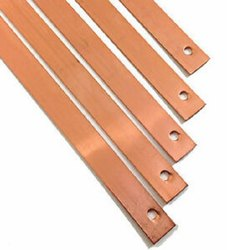 Bare Copper Strip, Thickness : 0.3 mm To 6 mm, Electric Grade: EC Grade