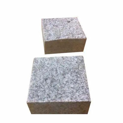 Granite Cobbles Or Machine Cut Cobbles