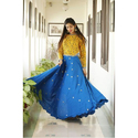 Ladies Designer Indo Western Dress