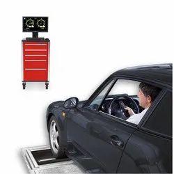 Automobile Brake Tester Machine