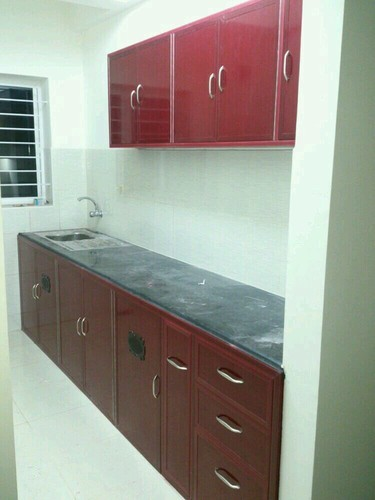 Kitchen Cabinet Pvc Kitchen Cabinet Wholesale Trader From Chennai