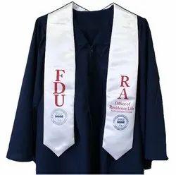 Graduation Satin Stole