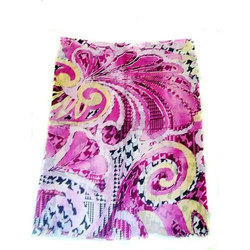 Modal Silk Printed Shawls