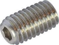 SS  Socket Set Screw