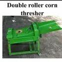 Double Roller Corn Thresher