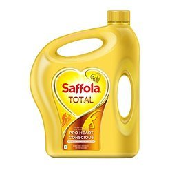 Saffola Total Edible Oil, Packaging: 5 litre