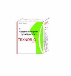 Gabapentin & Nortriptyline Hydrochloride Tablet