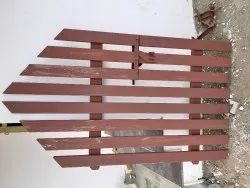 Metal gates and grills