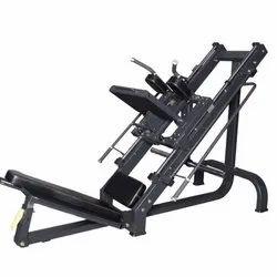 DFT 698 Hack Squat and Leg Press