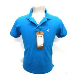 Mens Sky Blue T-Shirts