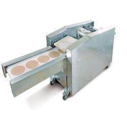 Chapati Machine with Straight Burner puffer