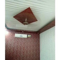 Film Coated PVC Ceiling Panel, Thickness: 6.5 mm