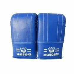 Blue Punch Gloves