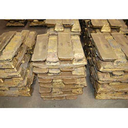Bronze Alloys Ingot