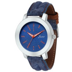 Men Blue Wrist Watch