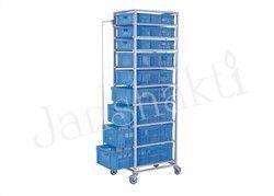 Vegetable Rack Trolley