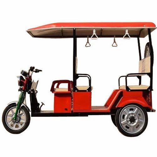 Mini Metro E Rickshaw At Rs 135000 Unit Battery Operated Rickshaw