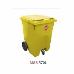 370L Wheelie Bin