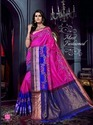 Elegant Raw Silk Saree