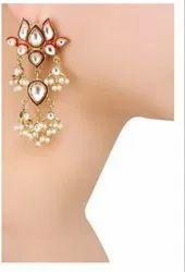 Semi Precious Designer Earring