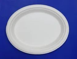 Biodegradable-Oval-Plate