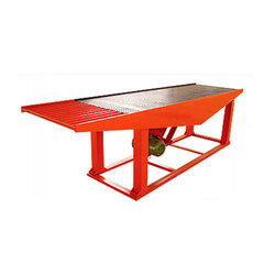 Iron Vibrating Table