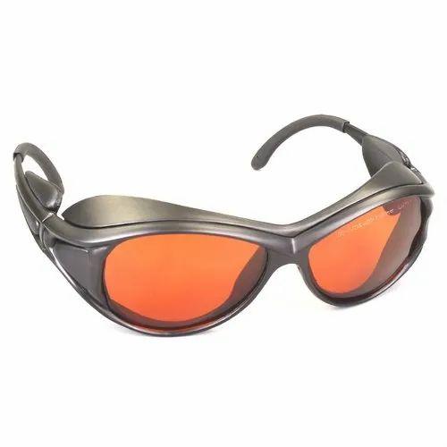 AI-LSG Black Laser Protective Eyewear (532nm & 1064nm)