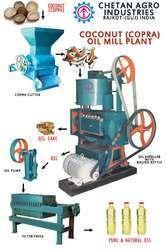 Coconut Oil Processing Machine Kobbari Oil Processing