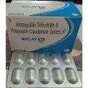 Amoxycillin Trihydrate And Potassium Clavulanate Tablets IP