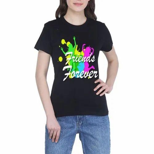 Ladies Fancy T- Shirt