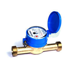 20mm Single Jet Dry Dial Water Meter