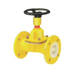 PP Lined Diaphragm Valve