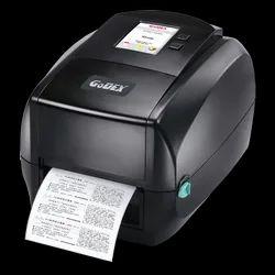 GoDEX RT863i Desktop Barcode Printer, Resolution: 600 dpi