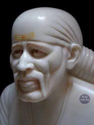 Sai Baba Marble Statue Jaipur
