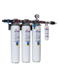Drinking Water Filtration - 3M  Bacto-Free - DP390SIA - High Flow Series System